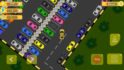 car parking 2d screenshot 2