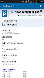 Parken in Mannheim 2.0.0 Download APK Mod 2