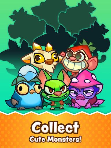 Matchfruit Monsters - Match Puzzle Adventure! screenshots 8