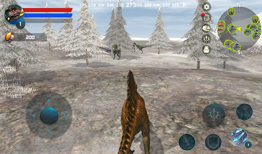 Ouranosaurus Simulator Apkfinish screenshots 15