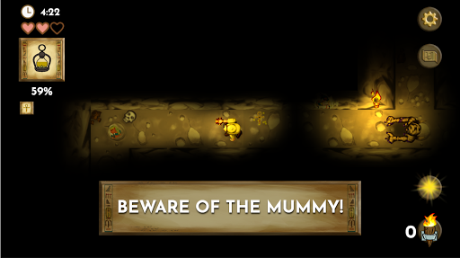 Osiris Revenge - Mummy maze game  screenshots 18