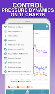 Blood Pressure Tracker & CheckerPremium v3.2.3 MOD APK 3