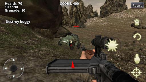 War Battleground WW2 Shooter  screenshots 17