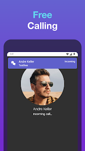 Text Free  Call amp  Text Now for Free Apk Download 2021 4