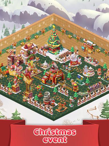Jellipop Match-Decorate your dream islanduff01 7.9.2 screenshots 9