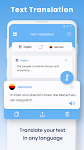 screenshot of Camera Translator - Translate Picture, Text, Voice