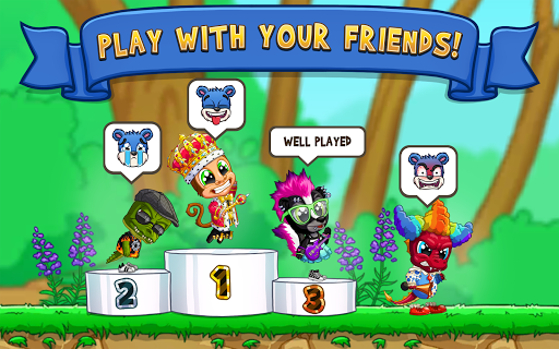 Fun Run 3 - Multiplayer Games 3.11.0 screenshots 8