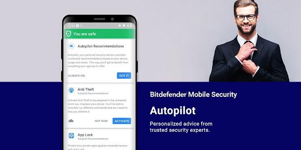 Bitdefender Mobile Security & Antivirus Mod Apk (6 Month Free License) 5