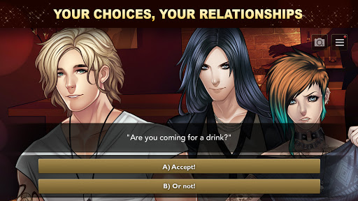Is It Love? Colin - Romance Interactive Story android2mod screenshots 5