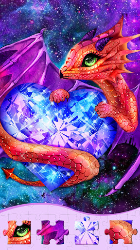 Fun Jigsaw Puzzles, HD Magic Jigsaw Puzzles Games  screenshots 12