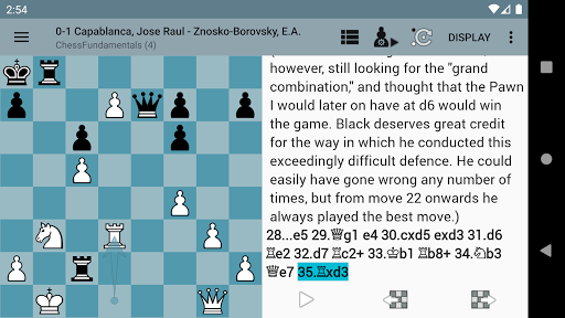 Chess PGN Master 2.8.0 screenshots 6