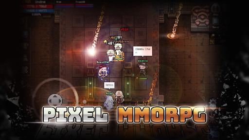 Land Of Spirit : 2D MMORPG  screenshots 1