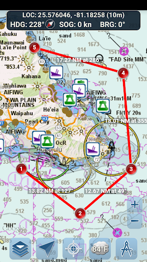 Marine Ways - Free Nautical Charts 1.24 Screenshots 1