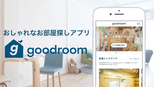 goodroom / u8cc3u8cb8u30fbu304au90e8u5c4bu63a2u3057u30fbu304au3057u3083u308cu306au4e0du52d5u7523u7269u4ef6u691cu7d22u30a2u30d7u30ea apktram screenshots 1