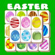 Easter Eggs Mahjong - Free Tower Mahjongg Game