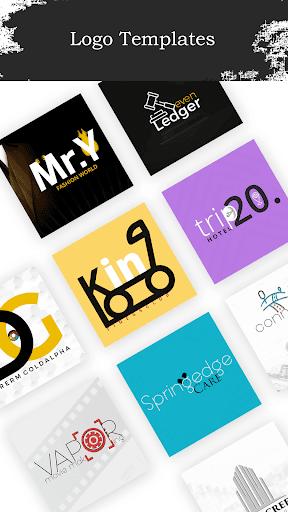 Logo Maker, Logo Design, Graphic Design  screenshots 2