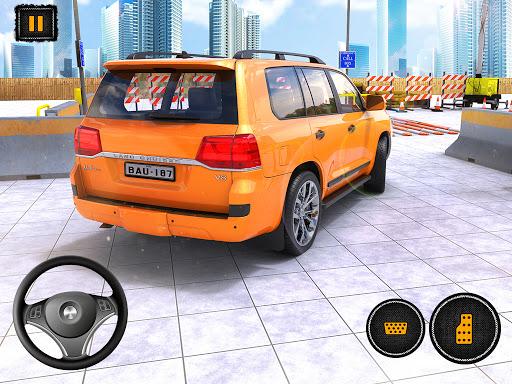 Modern Prado Car Parking Game - Free Games 2020 2.5 screenshots 8