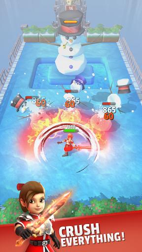 Dashero: Archer Sword 3D - Offline Arcade Shooting android2mod screenshots 6