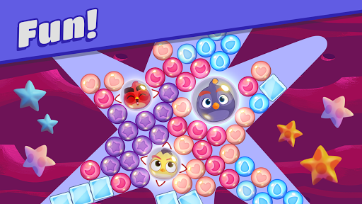 Angry Birds Dream Blast - Bird Bubble Puzzle  screenshots 3