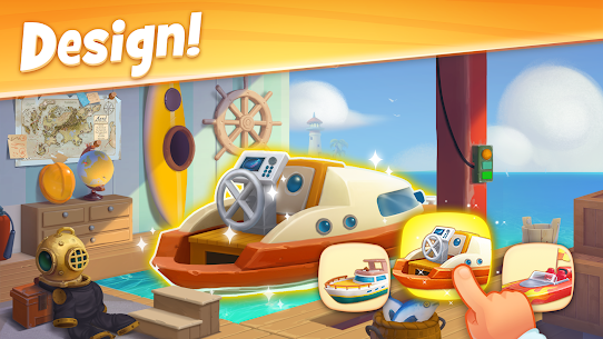 Town Story: Renovation & Match-3 Puzzle Game 4