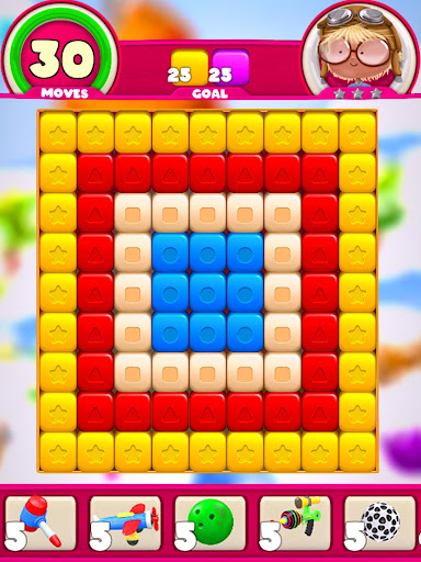 Toy Box Story Party Time - Free Puzzle Drop Game! screenshots 9