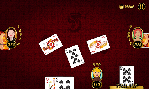 5-3-2 Trump Card Game screenshots 4