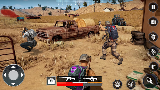 FPS Commando Shooter 3D - Free Shooting Games apkdebit screenshots 18