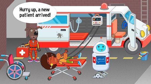 Pepi Hospital: Learn & Care  screenshots 1