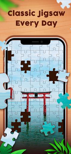 Jigsaw Puzzles - Magic Collection Games  screenshots 2