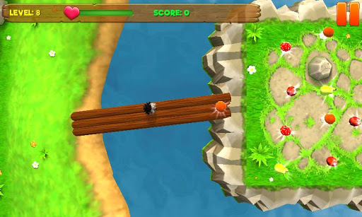 Hedgehog goes home screenshots 6