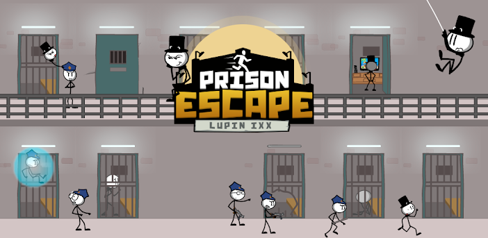 Prison Escape: Stickman Adventure