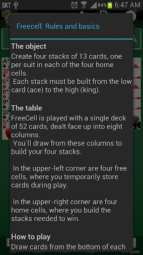 Freecell 1.3.5 4