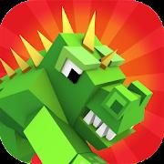 Smashy City - Dragon Monster Destruction Game