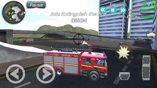 Dollar hero : Grand Vegas Police android2mod screenshots 5