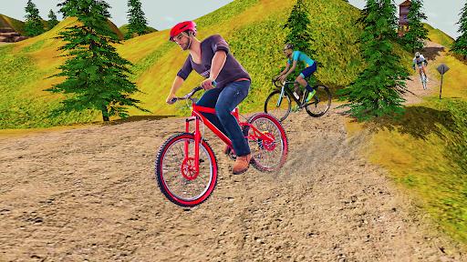 BMX 2 Cycle Game 3d- Mega Ramp Racing Games 2021  screenshots 1