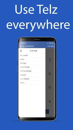 International calls modavailable screenshots 4