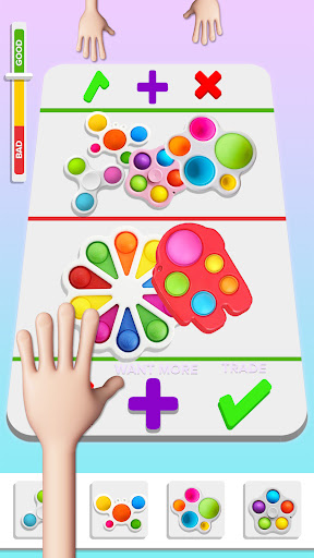 Fidget Trading : Pop it - Fidget Toys relaxing  screenshots 10