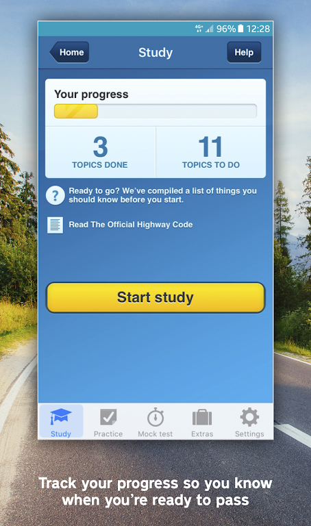 Official DVSA Theory Test Kit poster 5