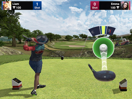 Golf King - World Tour filehippodl screenshot 16