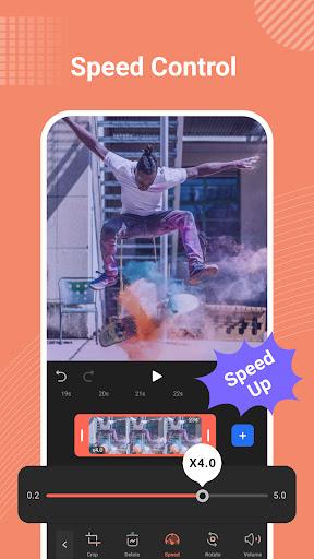 FilmoraGo - Video Editor, Video Maker For YouTube android2mod screenshots 7