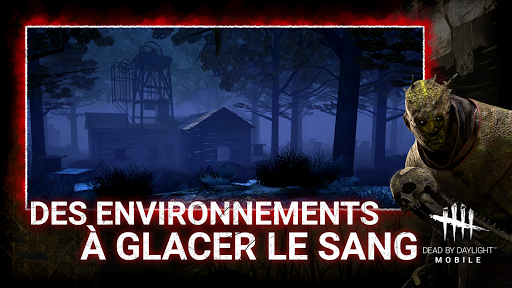 Code Triche DEAD BY DAYLIGHT MOBILE - Multiplayer Horror Game (Astuce) APK MOD screenshots 5