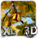 Autumn Leaves in HD Gyro 3D XL  Parallax Wallpaper - Androidアプリ
