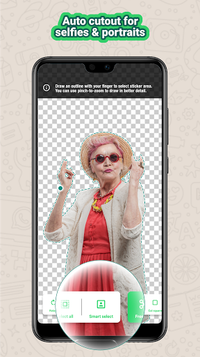 Sticker maker apktram screenshots 5