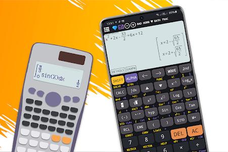 Free scientific calculator plus advanced 991 calc 5.2.9.702