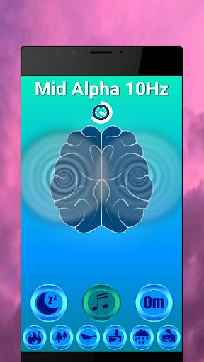 Binaural Beats Meditation  screenshots 2