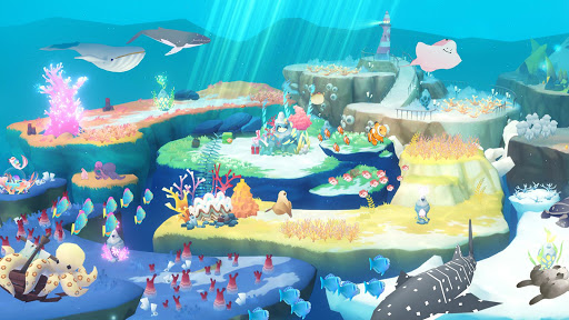 Abyssrium World: Tap Tap Fish android2mod screenshots 17