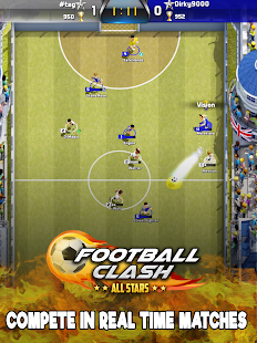 Football Clash: All Stars Screenshot