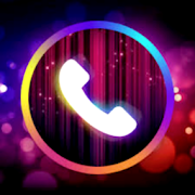 Call Screen LED Color Phone Themes