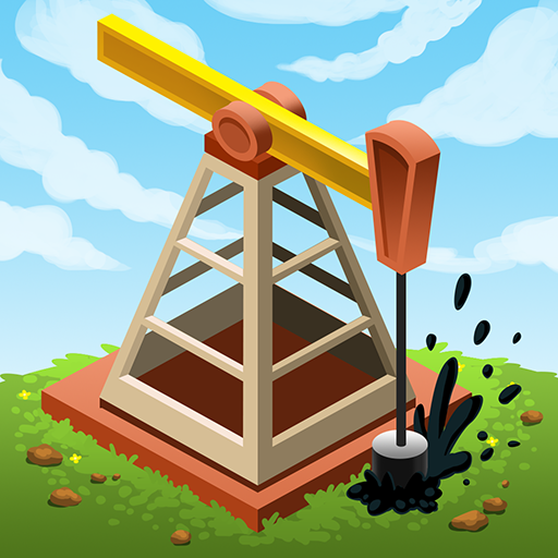 Oil Tycoon - Idle Tap Factory & Miner Clicker Game
