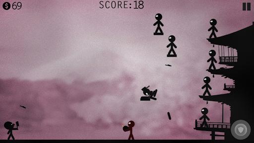 Stick Man Fight - Knife Hit & Throw Game! 2.5.0 screenshots 5